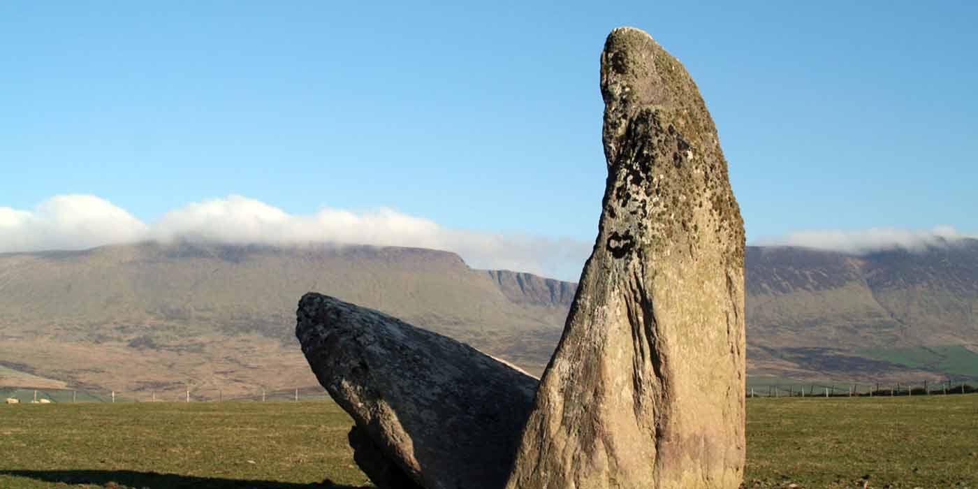 Standing Stones - Lispole