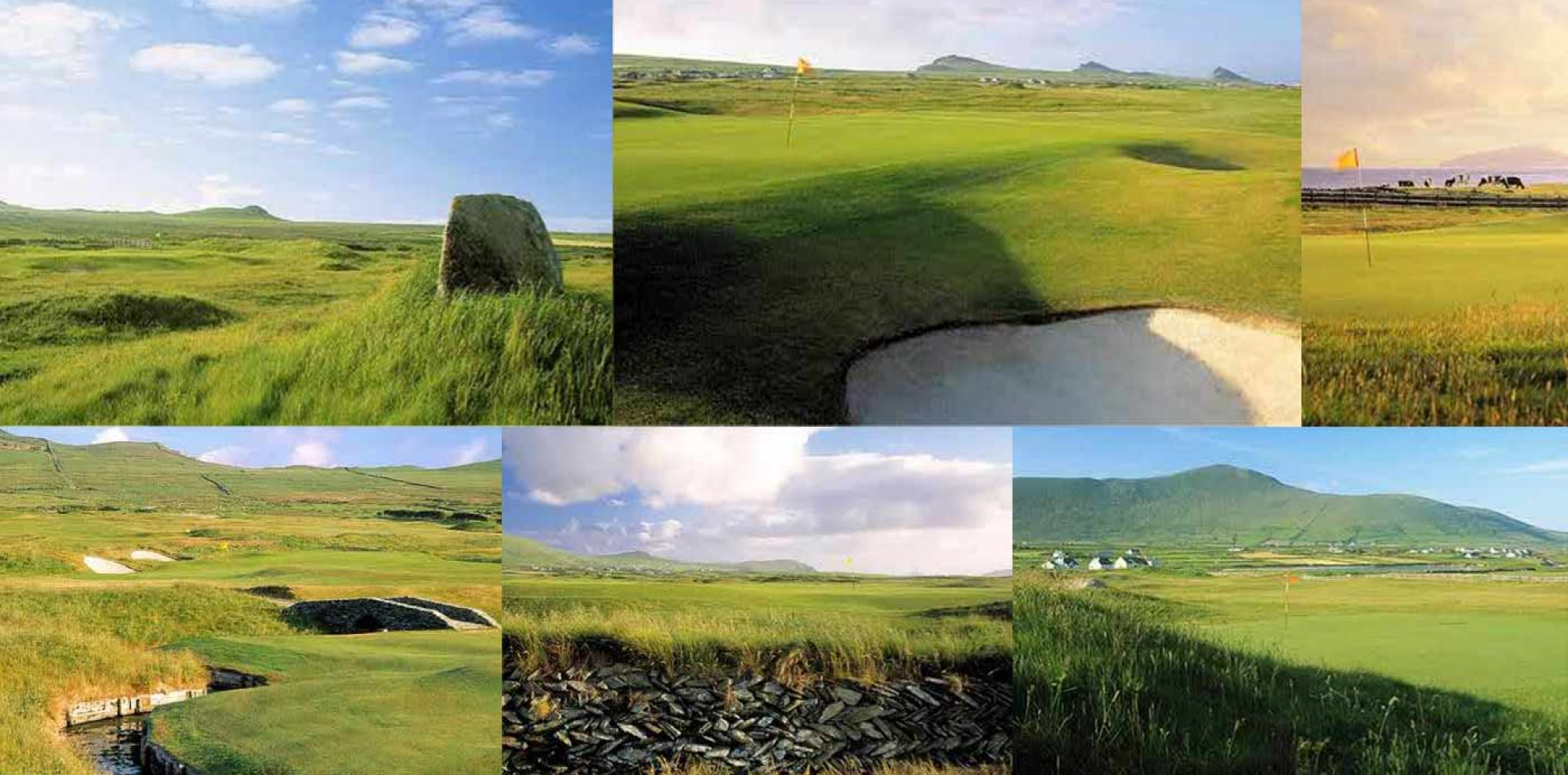 A place of outstanding natural beauty and the game of Golf in partnership