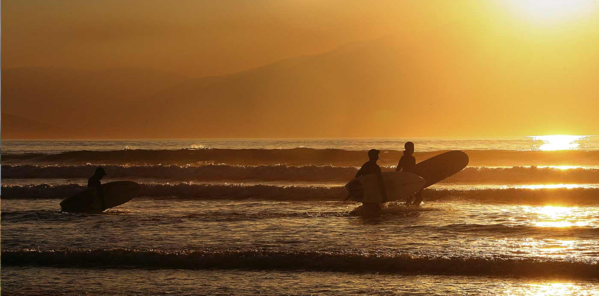 The Dingle Peninsula is perfect for a surf holiday