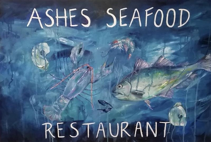 Ashes Seafood Restaurant