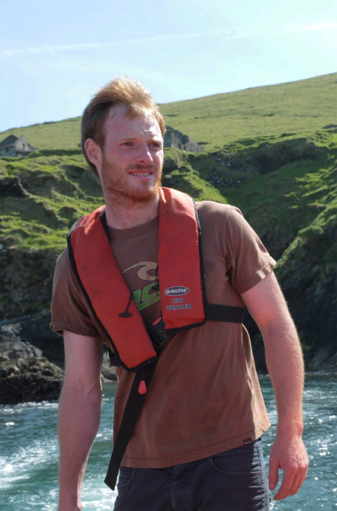 Billy O'Connor: Great Blasket Island