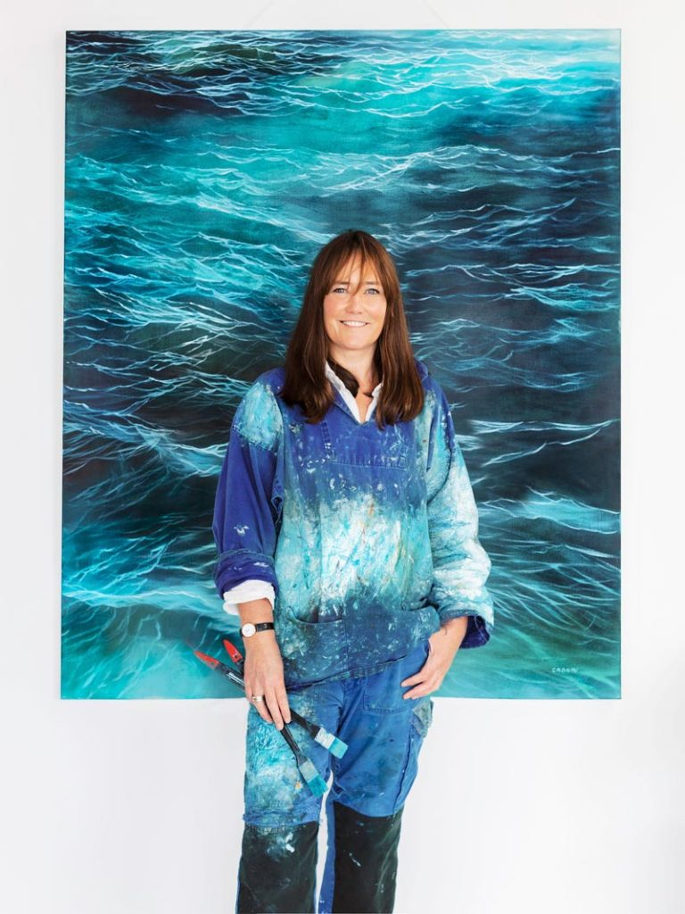 Carol Cronin, Painter: Dingle