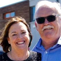 Máiréad & Brian De Staic