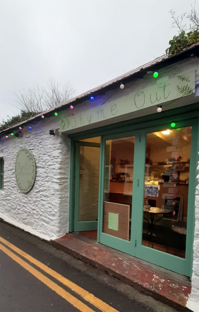 Thyme Out Cafe in Dingle