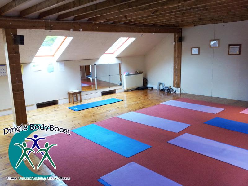 Dingle Body Boost Fitness Classes in Dingle