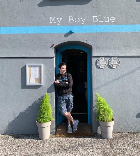 Stephen Brennan: My Boy Blue Dingle