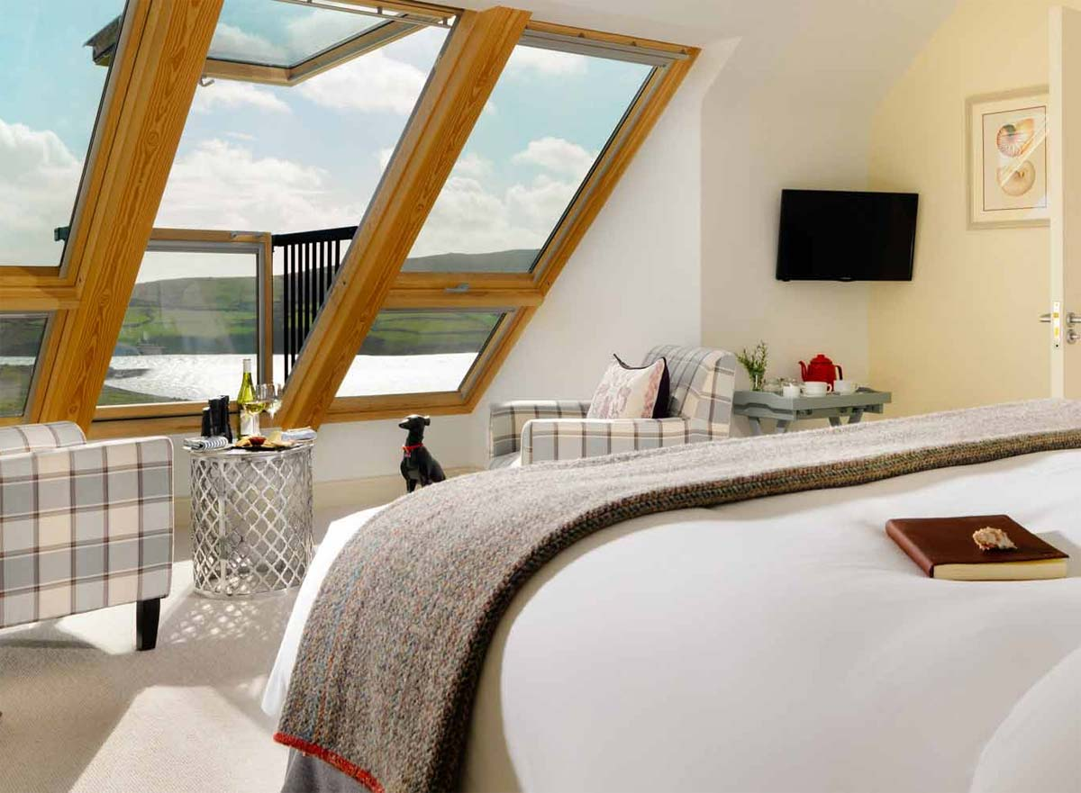 Top of the House Bedrooms