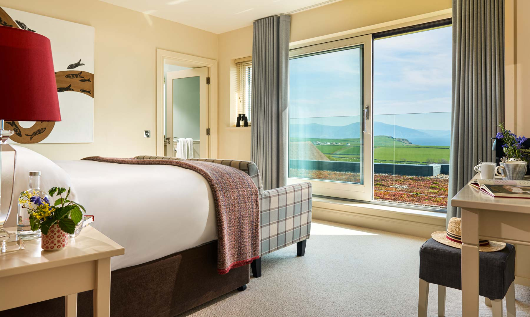 Seaview Rooms at Pax Guest House in Dingle