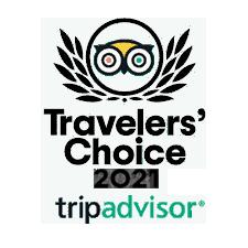 Tripadvisor Traveler's Choice 2021